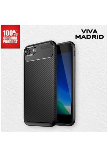 Viva Madrid black Casing IPhone SE (2020) Vanguard Shield Carbon Viva Madrid - Black 42D85ES63A5044GS_1