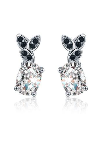 A-Excellence white Premium Elegant White Earring A4431AC228DC90GS_1