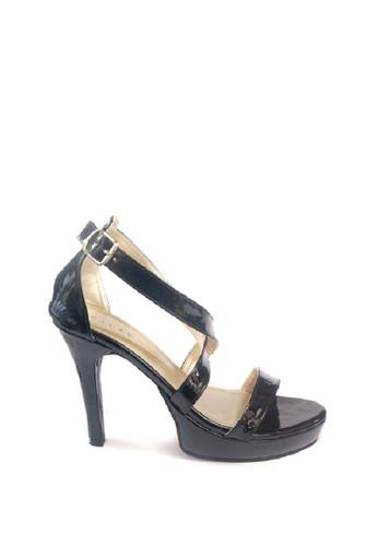 Beauty Shoes black Beauty Shoes 1054 Heels Black D413FSH913014FGS_1