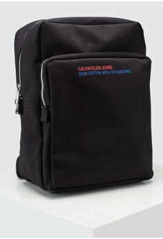 b735beb8481 30% OFF Calvin Klein Square Backpack 40 - Calvin Klein Accessories S$  219.00 NOW S$ 152.90 Sizes One Size