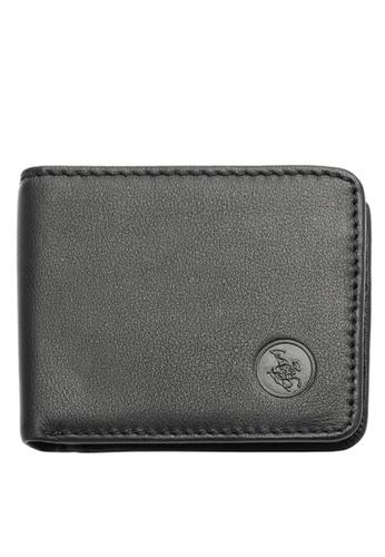 Swiss Polo black RFID Wallet 32BEDACA735CCEGS_1
