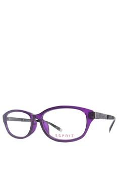 harga Esprit Frame Kacamata - rectangle - 14226 - 53 - purple Zalora.co.id