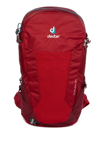 Deuter red Futura 24 Hiking Backpack 2018 92560AC03866C2GS_1