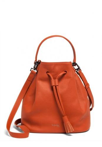 Lipault brown Lipault Plume Elegance Soft Bucket Bag A8F41ACE82FEF5GS_1