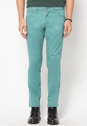 Watchout! Jeans Long Five Pocket Jeans Pants 020