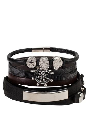 4 Pack of Braceletsesprit台灣outlet, 飾品配件, 手環
