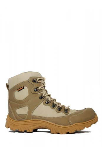 Cut Engineer brown Cut Engineer Taktical Safety Boots Iron Suede Grey 6E32ASH2175BACGS_1
