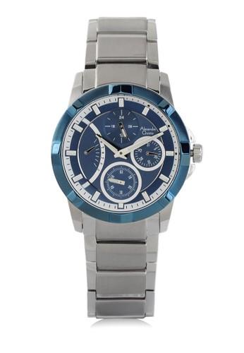 Alexandre Christie silver Alexandre Christie Jam Tangan Wanita - Silver Blue - Stainless Steel - 2503 Silver Blue AL709AC0V4Y2ID_1