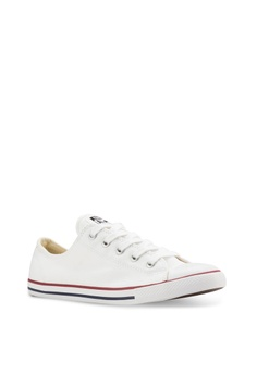 ce9b07f23 Converse Chuck Taylor All Star Canvas Ox Women's Sneakers S$ 65.90. Sizes 5  6 7 8 9