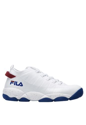 FILA white Heritage Sport Shoes 967C9SH50F588EGS_1