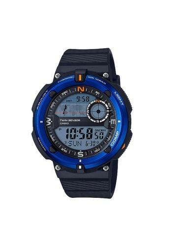 Casio black CASIO GENERAL SGW-600H-2ADR UNISEX'S WATCH D6600AC980064FGS_1
