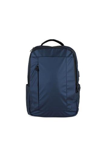 Alef blue Alef Featherweight Backpack 2.0 in Blue 012F6ACA301A14GS_1