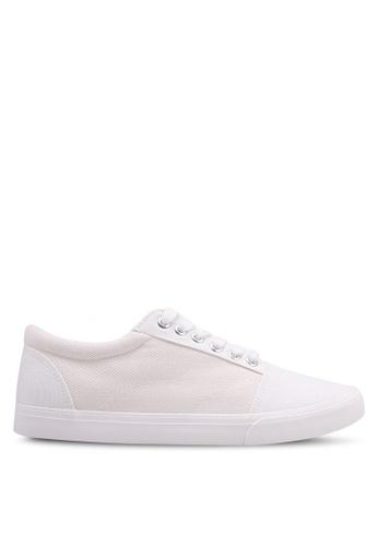 North Star white Laced Up Sneakers E7E69SHB9CD0CBGS_1