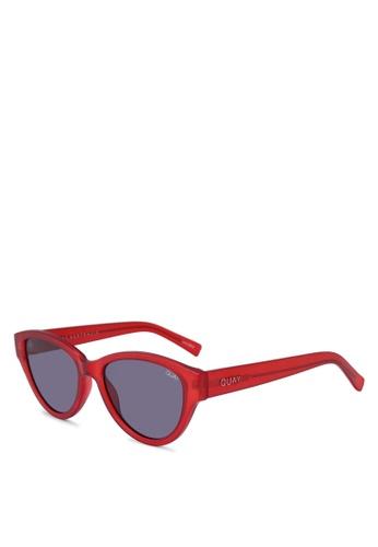 Quay Australia red Rizzo Sunglasses 9911CGL75AA616GS_1
