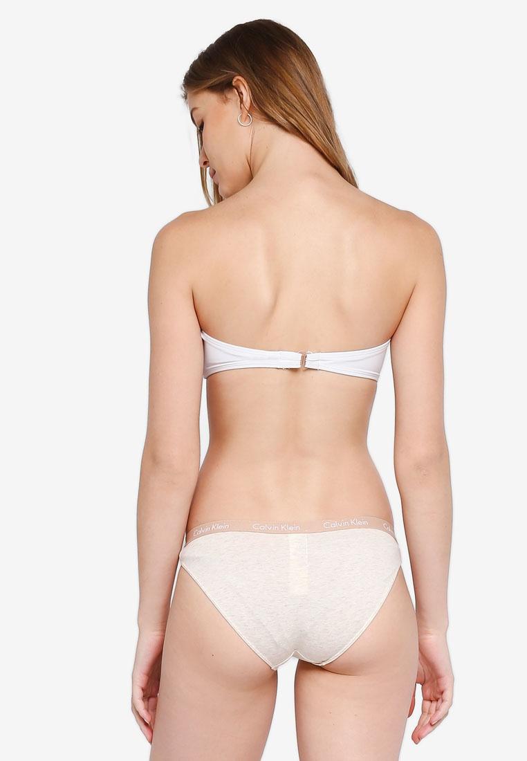 Panties Carousel Calvin Bikini Klein Heather Sparrow fqTtTAw1x