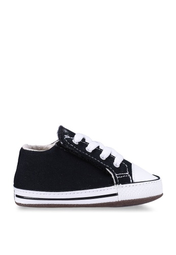 Converse 黑色 Chuck Taylor Converse All Star Mid Sneakers FD97DKS1282843GS_1