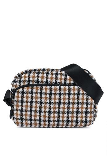 Vero Moda brown Ibibelle Cross Over Bag E83FBAC2AC997CGS_1