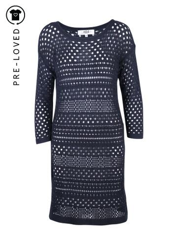 Tibi black Pre-Loved tibi Black Crochet Dress 2F776AAC5B074FGS_1