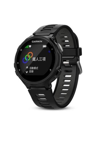 Garmin Forerunner 735XT Black/ Gray - Taiwan 4B23BAC7E951E2GS_1