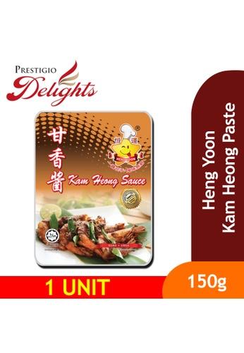 Prestigio Delights black Heng Yoon Kam Heong Paste 150g D2E11ES5581B90GS_1