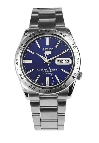 Seiko silver Seiko 5 Automatic 21 Jewels SNKD99K1 Stainless Steel Silver AF00EAC0FCEB8AGS_1