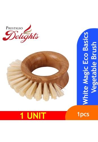 Prestigio Delights White Magic Eco Basics Vegetable Brush 28D24ES10C721AGS_1