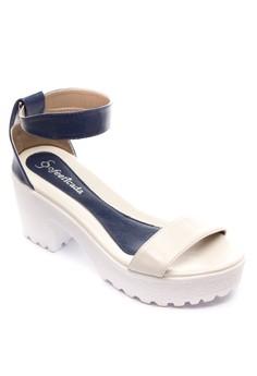 Angel Heel Sandals