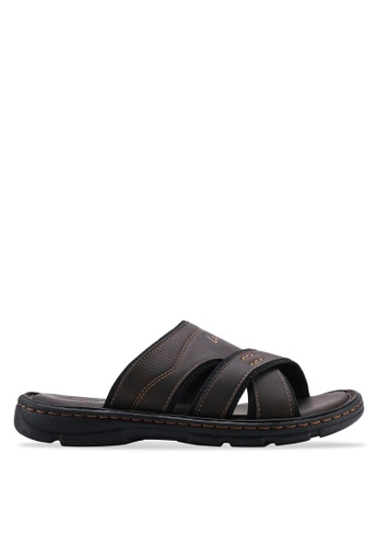 Louis Cuppers 褐色 Louis Cuppers Sandals 6E358SH484722AGS_1