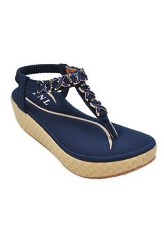 Zanna Wedge Sandals