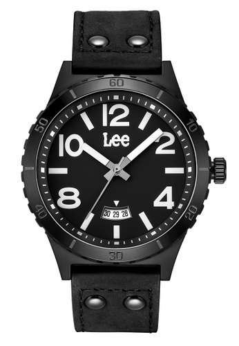 Lee black Lee Metropolitan Gent Collection LE145AC01HYKSG_1