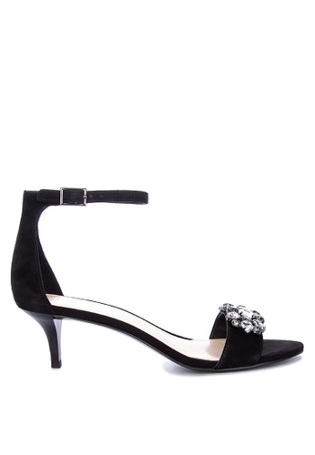 5bf15b01966 Shop Nine West Lecia Heeled Sandals Online on ZALORA Philippines