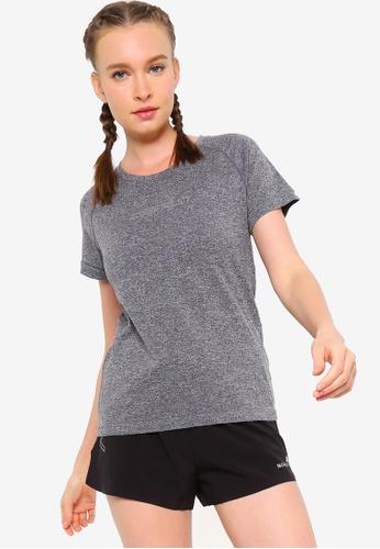 361° black HyperRUN T-Shirt 28654AA72A315EGS_1