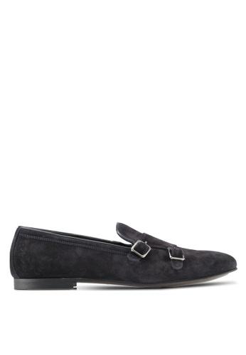 KG Kurt Geiger navy Albus Navy Shoes KG303SH0SCLBMY_1