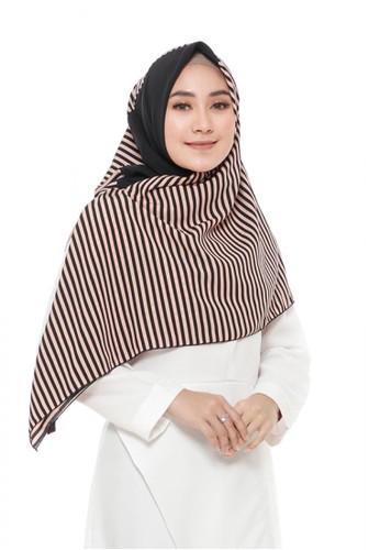 First Hijab black Qabila Square Hijab 03 8AEFAAA6C80854GS_1