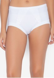 DEBENHAMS white The Collection - PREMIUM COMFORT FULL BRIEF F1307US3EFD140GS_1