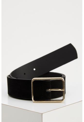 DeFacto black Woman Belt A08A5ACA9FBA80GS_1