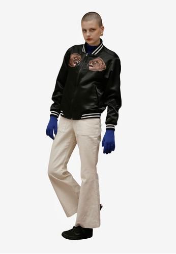 兩穿棒球外zalora 衣服評價套, 服飾, 休閒外套及風衣