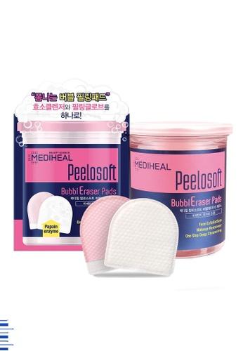 Mediheal pink Mediheal Peelosoft Bubble Eraser Pads (20 pcs) (EXP OCT 2021) B80BBBED0301C2GS_1