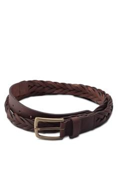Choc Smart Weave Belt