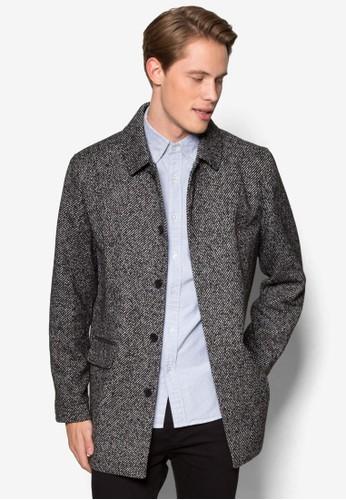 羊毛斜紋大衣, 服飾esprit 衣服, 外套