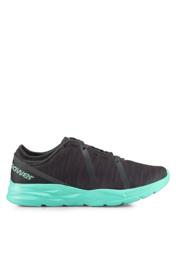Power 灰色 Power Athletic Running Shoes 27127SH1E5A6C2GS_1