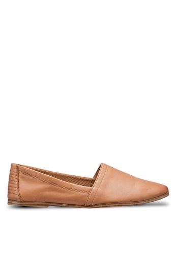 ALDO 褐色 Jerolia Slip On Loafers 47269SH03EC34BGS_1