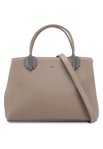 Nose grey and brown Classic Tote NO327AC0SJ0VMY_1
