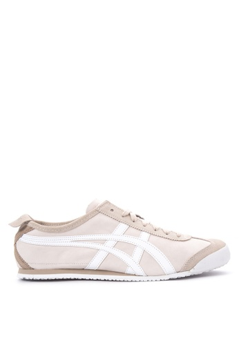 Onitsuka Tiger white Mexico 66 Sneakers ON625SH26OYRPH_1