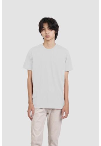 DUE/E white Heinz Tshirt in White ABB06AAC745F91GS_1