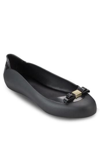 Pump zalora 包包 pttIt 蝴蝶結平底鞋, 女鞋, 鞋