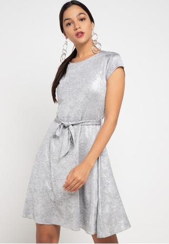 CHANIRA LA PAREZZA silver Hailey Dress 78276AA67B0332GS_1