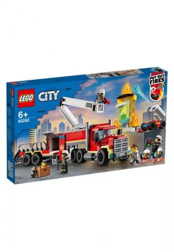 LEGO multi LEGO City Fire 60282 Fire Command Unit (380 Pieces) E6A35THD70D41BGS_1
