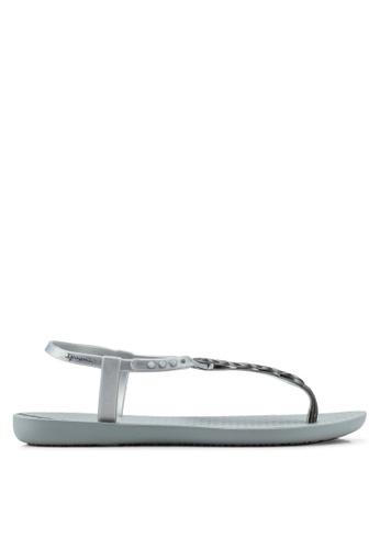 dd24c56787c2c9 Ipanema grey Ipanema Charm VI Sand Fem Sandals 3C962SH7C72A28GS 1