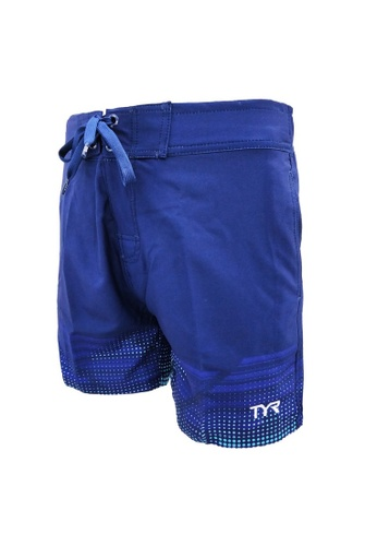 TYR blue TYR Ehno Boardshorts 9001EAA5DC822CGS_1